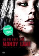 All the Boys Love Mandy Lane - German DVD movie cover (xs thumbnail)