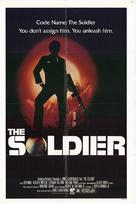 The Soldier - Movie Poster (xs thumbnail)