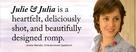 Julie & Julia - Movie Poster (xs thumbnail)