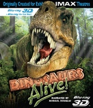 Dinosaurs Alive - Blu-Ray cover (xs thumbnail)