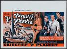 Journey to the Seventh Planet - Belgian Movie Poster (xs thumbnail)