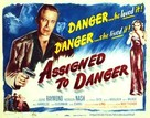 Assigned to Danger - Movie Poster (xs thumbnail)