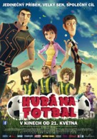 Metegol - Czech Movie Poster (xs thumbnail)