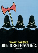 Die drei Räuber - German Movie Poster (xs thumbnail)