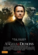 Angels & Demons - Australian Movie Poster (xs thumbnail)