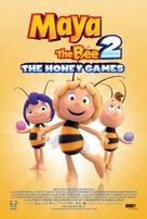 Maya the Bee: The Honey Games - Movie Poster (xs thumbnail)