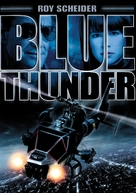 Blue Thunder - DVD movie cover (xs thumbnail)