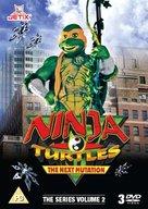 """Ninja Turtles: The Next Mutation"" - British DVD cover (xs thumbnail)"