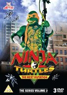 """Ninja Turtles: The Next Mutation"" - British DVD movie cover (xs thumbnail)"