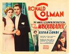 The Masquerader - Movie Poster (xs thumbnail)