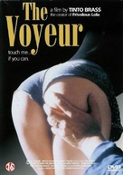 L'uomo che guarda - Dutch DVD cover (xs thumbnail)