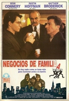 Family Business - Argentinian Video release poster (xs thumbnail)