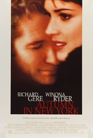 Autumn in New York - Movie Poster (xs thumbnail)
