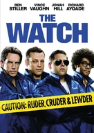 The Watch - DVD movie cover (xs thumbnail)