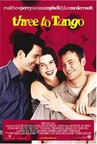 Three to Tango - poster (xs thumbnail)