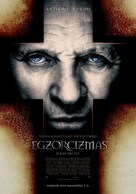 The Rite - Lithuanian Movie Poster (xs thumbnail)