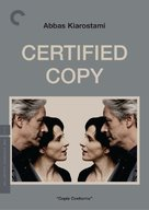 Copie conforme - DVD movie cover (xs thumbnail)