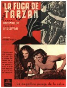 Tarzan Escapes - Spanish Movie Poster (xs thumbnail)
