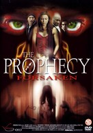 The Prophecy: Forsaken - Canadian DVD cover (xs thumbnail)