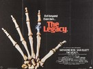 The Legacy - British Movie Poster (xs thumbnail)