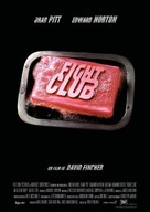 Fight Club - French Re-release movie poster (xs thumbnail)