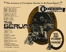 The Servant - Movie Poster (xs thumbnail)