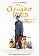 Christopher Robin - Brazilian Movie Poster (xs thumbnail)
