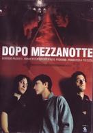 Dopo mezzanotte - Italian DVD cover (xs thumbnail)