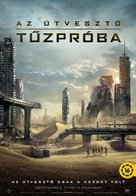 Maze Runner: The Scorch Trials - Hungarian Movie Poster (xs thumbnail)
