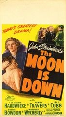 The Moon Is Down - Movie Poster (xs thumbnail)