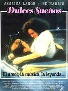 Sweet Dreams - Spanish Movie Poster (xs thumbnail)