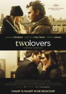 Two Lovers - Dutch Movie Poster (xs thumbnail)