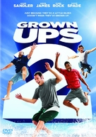 Grown Ups 2 - DVD cover (xs thumbnail)