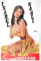 La mujer de mi padre - Argentinian Movie Poster (xs thumbnail)