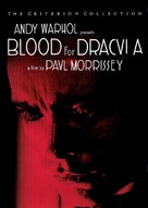 Blood for Dracula - DVD cover (xs thumbnail)