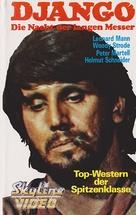 Ciakmull - L'uomo della vendetta - German VHS movie cover (xs thumbnail)