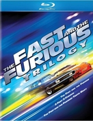 The Fast and the Furious: Tokyo Drift - Blu-Ray movie cover (xs thumbnail)