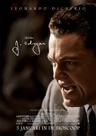 J. Edgar - Dutch Movie Poster (xs thumbnail)