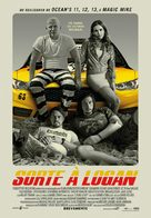 Logan Lucky - Portuguese Movie Poster (xs thumbnail)