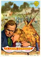 Cheyenne Autumn - Spanish Movie Poster (xs thumbnail)