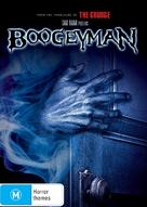 Boogeyman - Australian DVD cover (xs thumbnail)