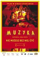 Muzika - Polish Movie Poster (xs thumbnail)