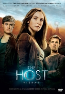 The Host - Finnish DVD movie cover (xs thumbnail)
