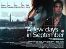 Quelques jours en septembre - British Movie Poster (xs thumbnail)