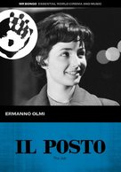 Il posto - British Movie Cover (xs thumbnail)