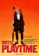 Play Time - German Movie Poster (xs thumbnail)