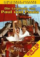 Die Legende von Paul und Paula - German DVD cover (xs thumbnail)