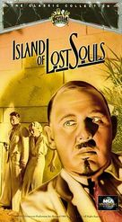 Island of Lost Souls - VHS cover (xs thumbnail)