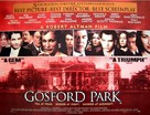 Gosford Park - British Movie Poster (xs thumbnail)