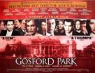 Gosford Park - British Movie Poster (xs thumbnail)
